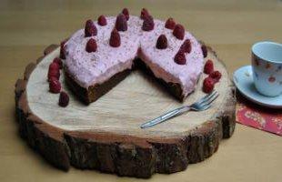 Torte Auf Baumscheibe Deko Ideen Kieferbaumscheibe
